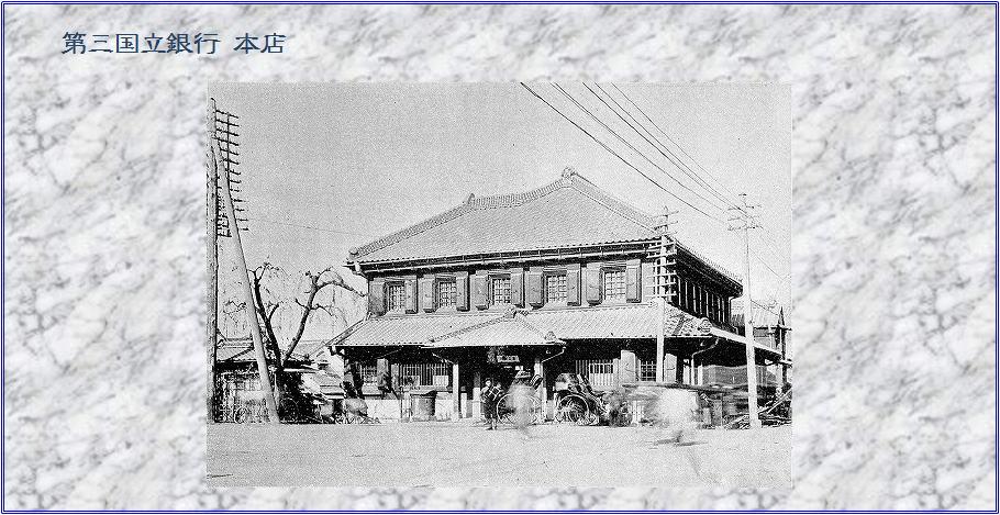 第三国立銀行本店